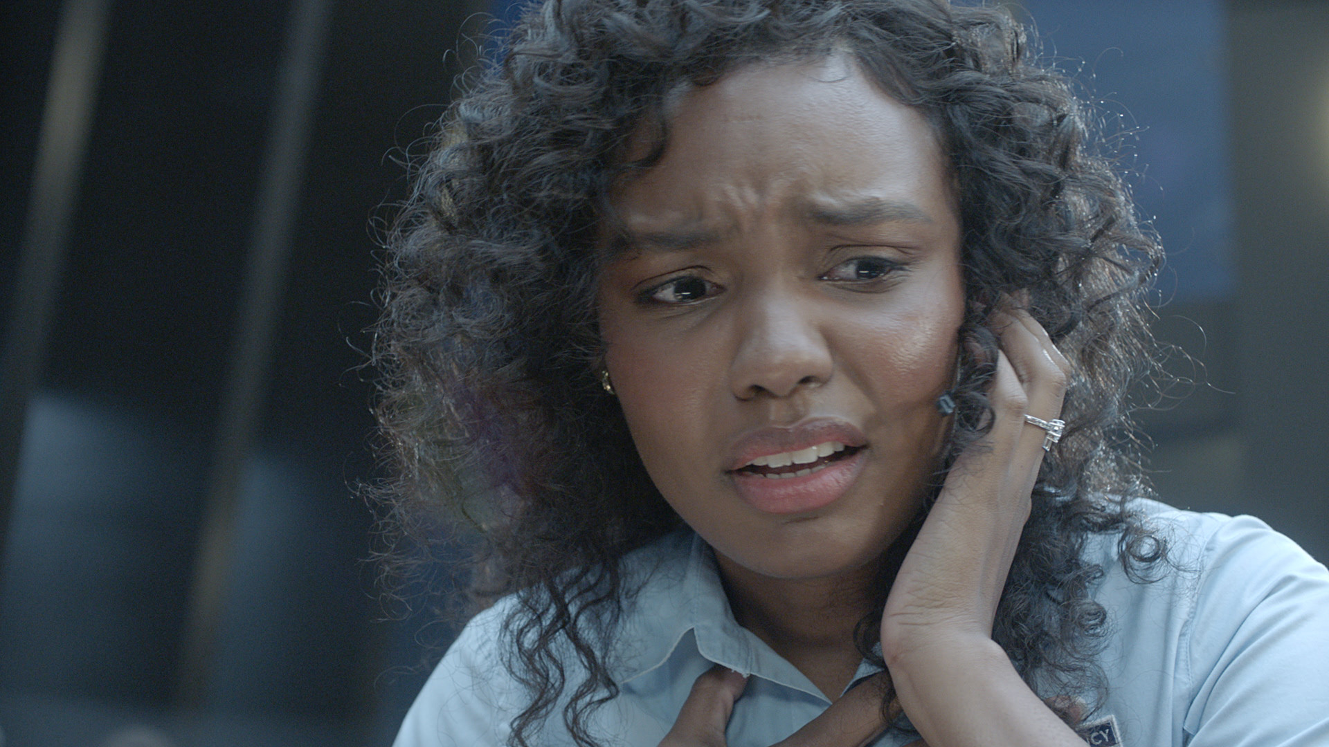 9-1-1: LONE STAR: Sierra McClain in 9-1-1: LONE STAR, debuting in a special two-night series premiere Sunday, Jan. 19 (8:00-9:00 PM ET LIVE to all Time Zones), following the NFC CHAMPIONSHIP GAME; and Monday, Jan. 20 (9:00-10:00 PM ET/PT) on FOX. ©2020 Fox Media LLC. CR: FOX.