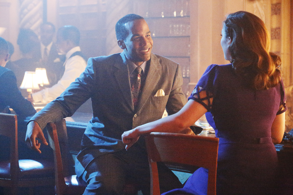 "MARVEL'S AGENT CARTER - ""A View in the Dark"""