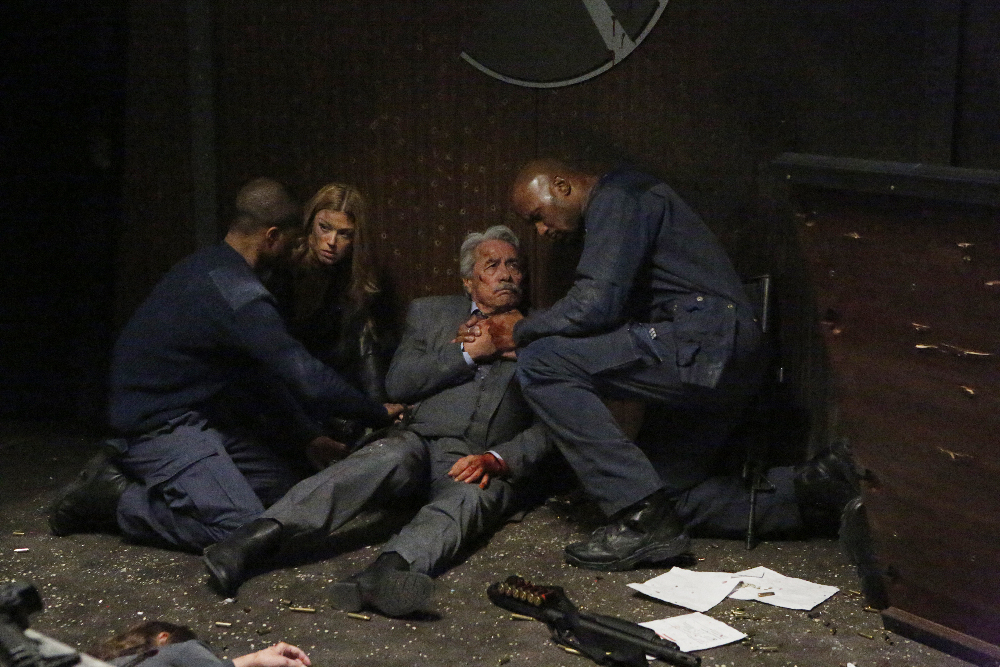 "MARVEL'S AGENTS OF S.H.I.E.L.D. - ""One Door Closes"""