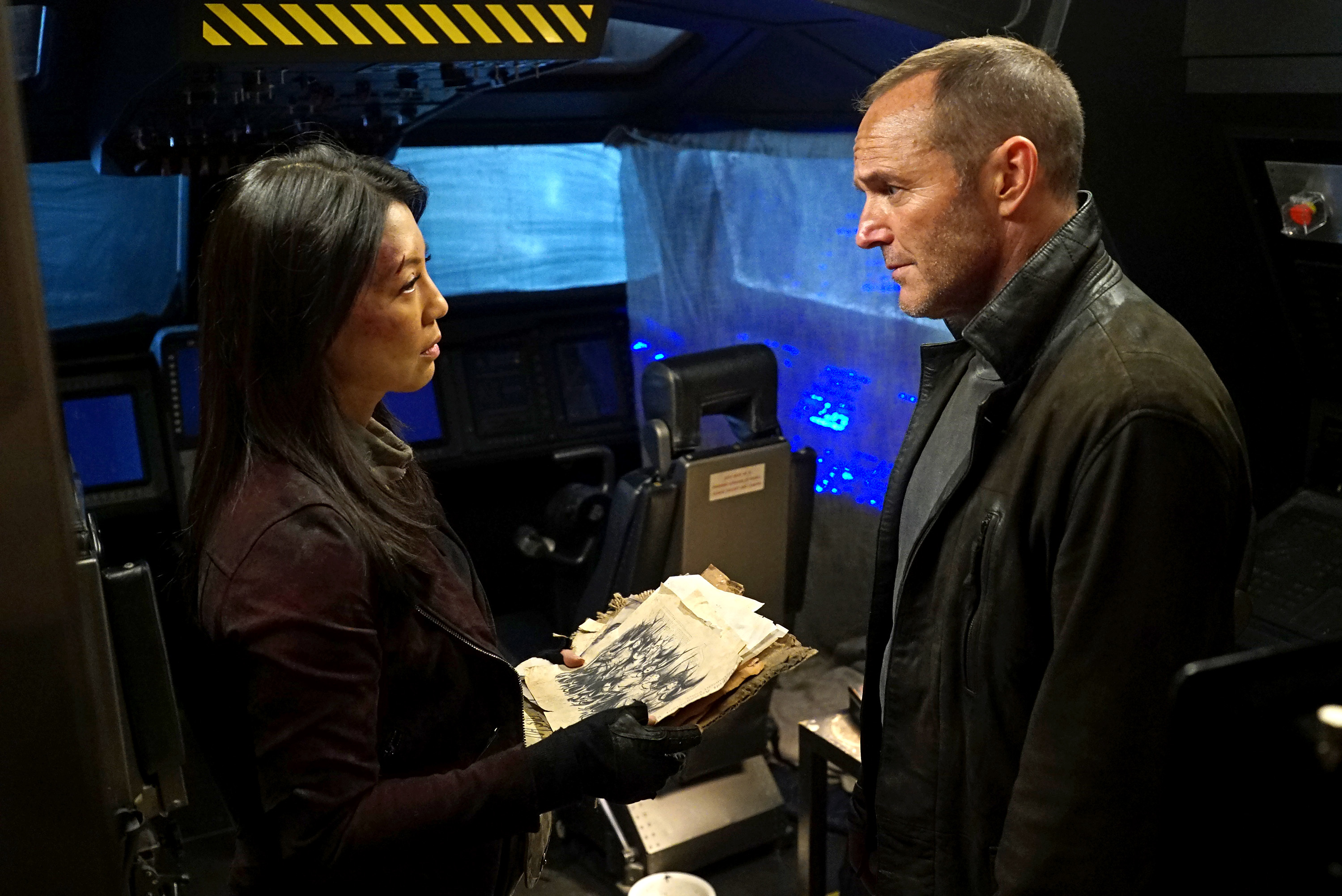 "MARVEL'S AGENTS OF S.H.I.E.L.D. - ""Best Laid Plans"""