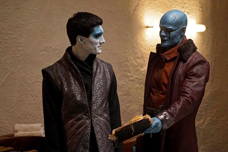 "MARVEL'S AGENTS OF S.H.I.E.L.D. - ""Past Life"""