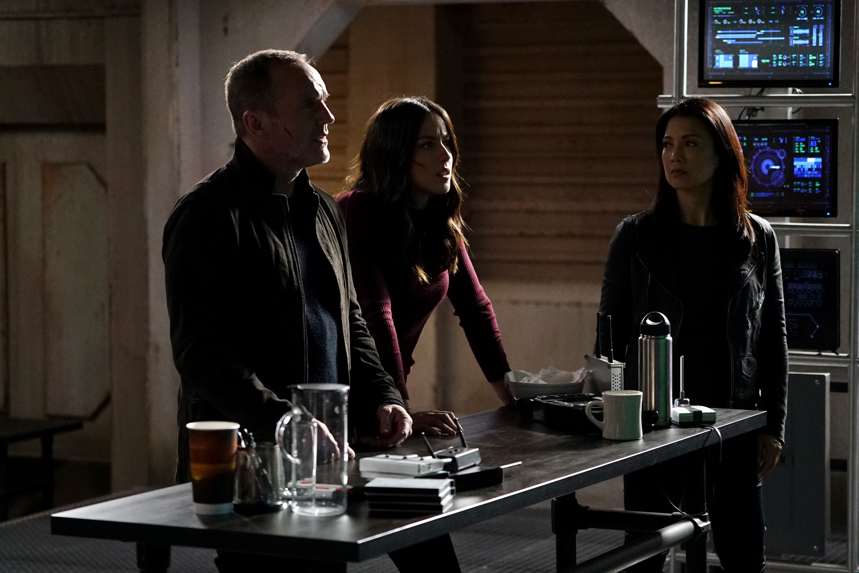 """MARVEL'S AGENTS OF S.H.I.E.L.D. - """"The Real Deal"""""""