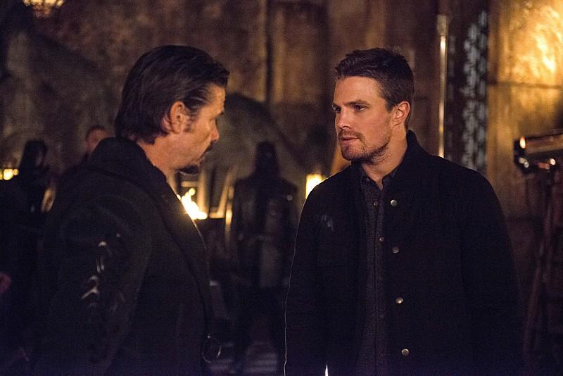 "Arrow -- ""The Fallen"""