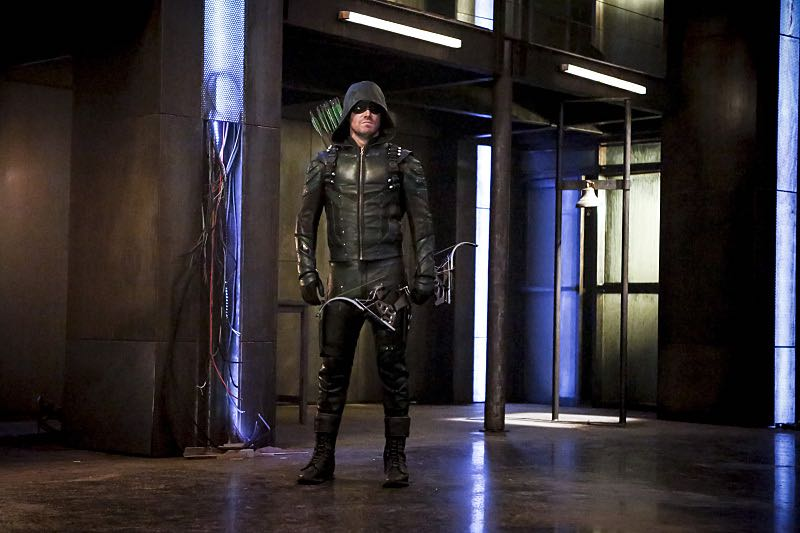 "ARROW: ""The Recruits"""