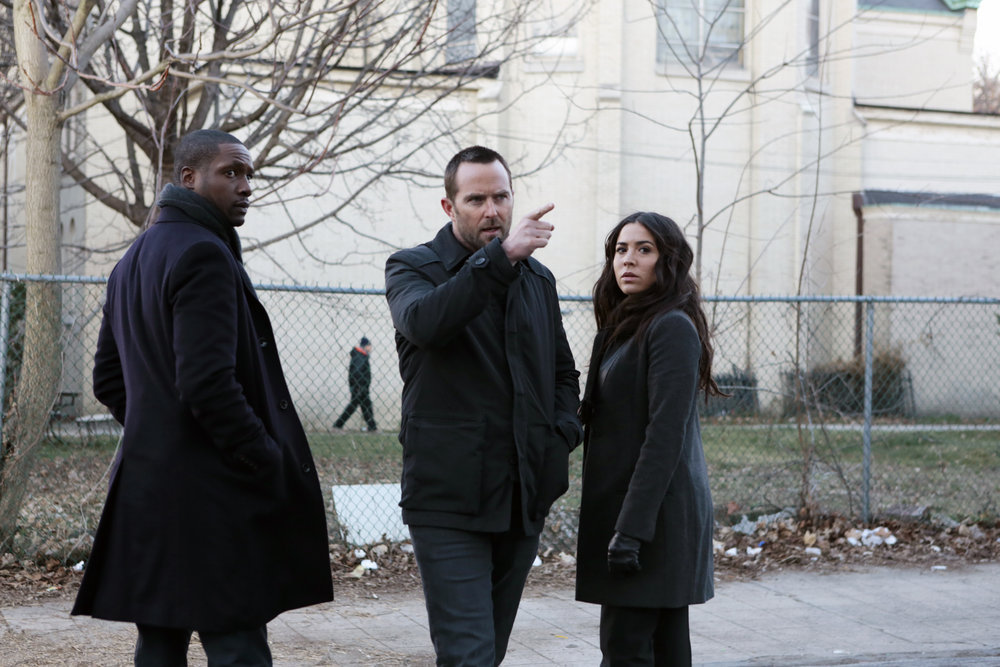 "BLINDSPOT -- ""Rules In Defiance"""