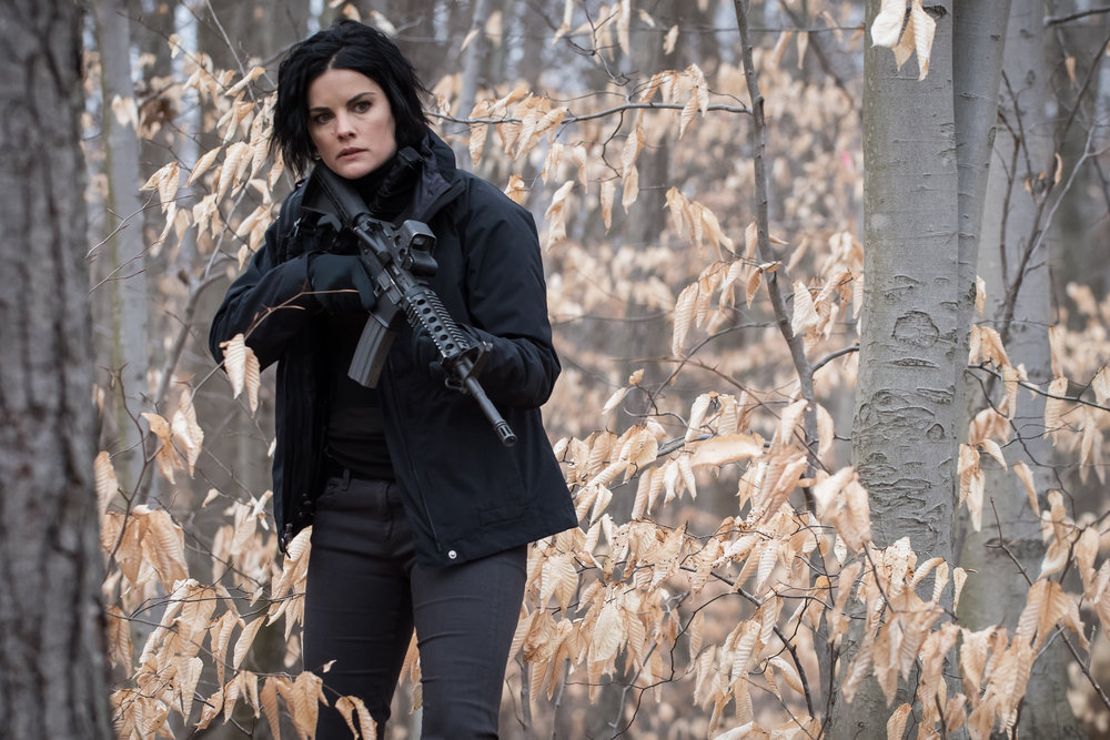 "BLINDSPOT -- ""Mans Telepathic Loyal Lookouts"""