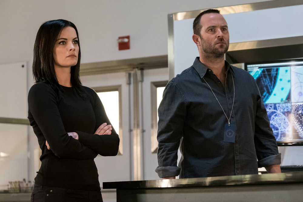 "BLINDSPOT -- ""Upside Down Craft"""