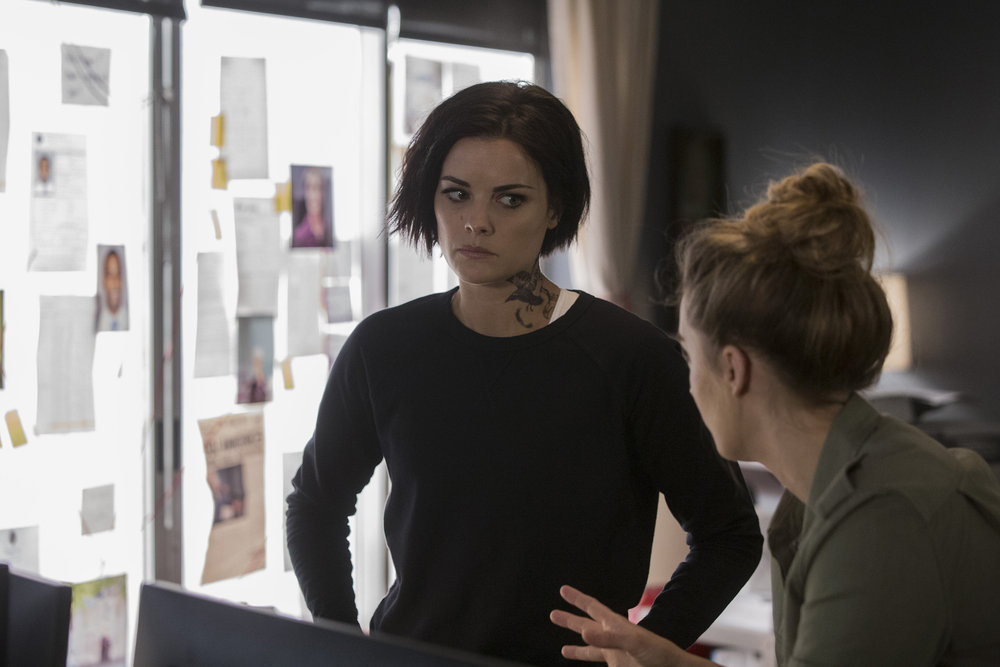 "BLINDSPOT -- ""Fix My Present Havoc"""