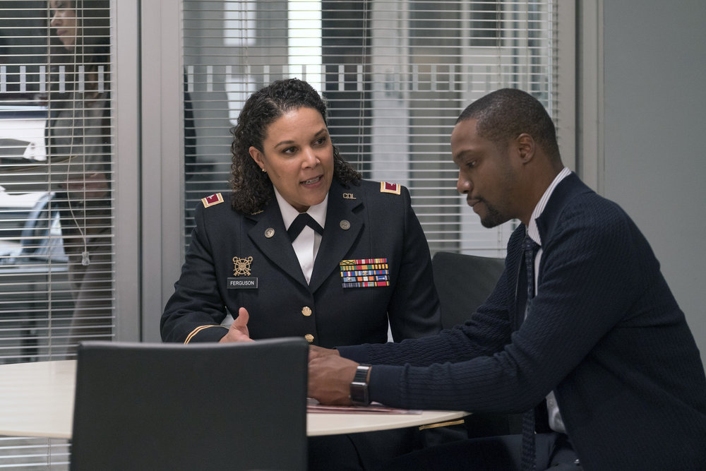 "BLINDSPOT -- ""Everlasting"" Episode 3.14"