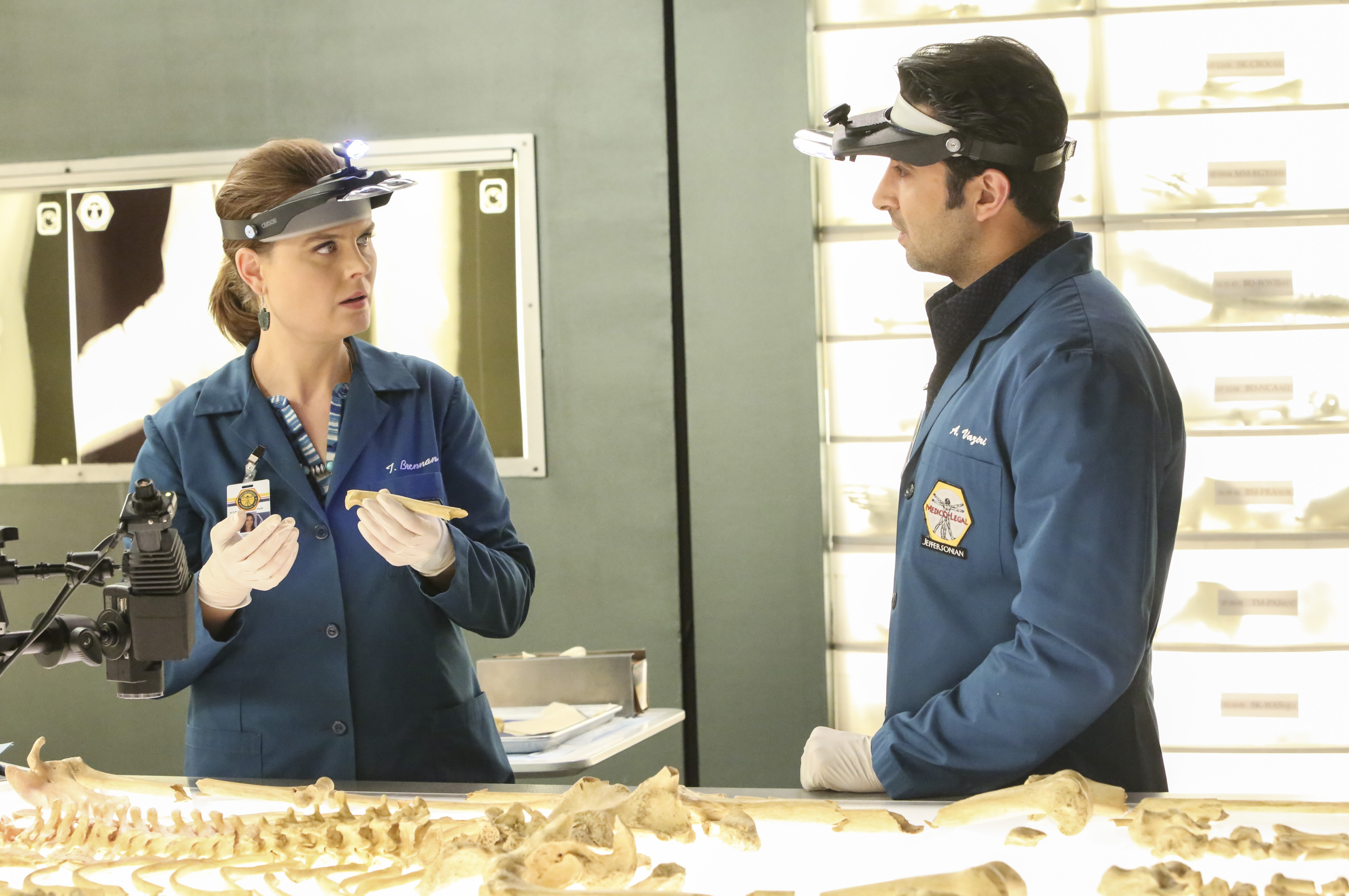 """BONES: """"The Movie in the Making"""""""