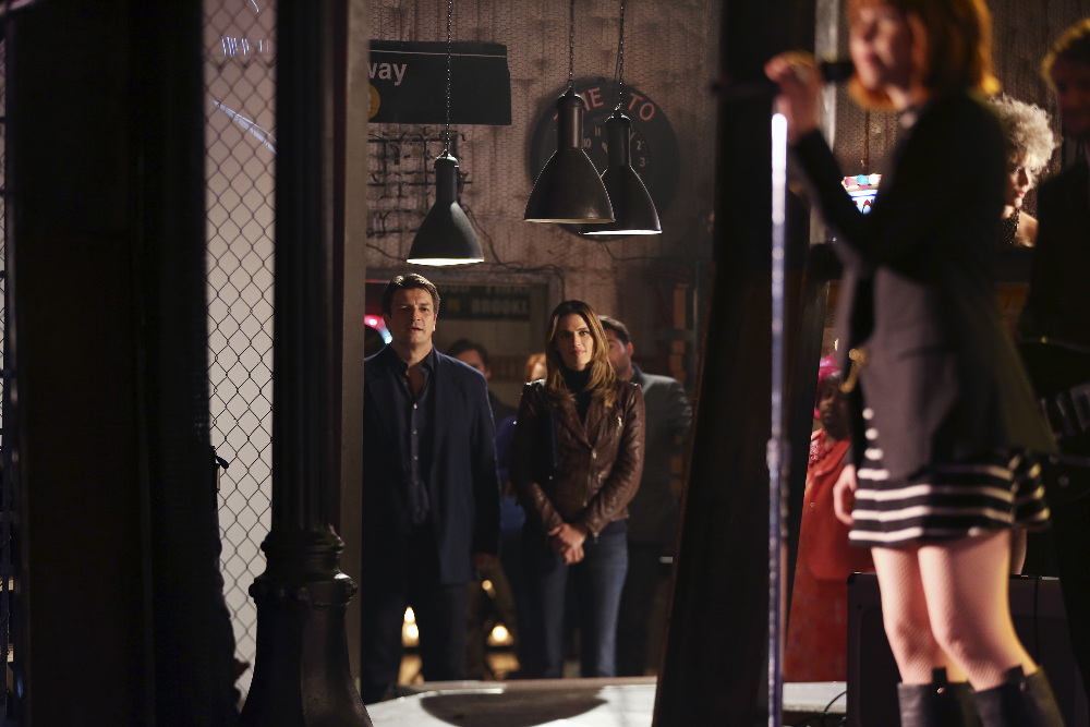 """CASTLE - """"Dead From New York"""""""