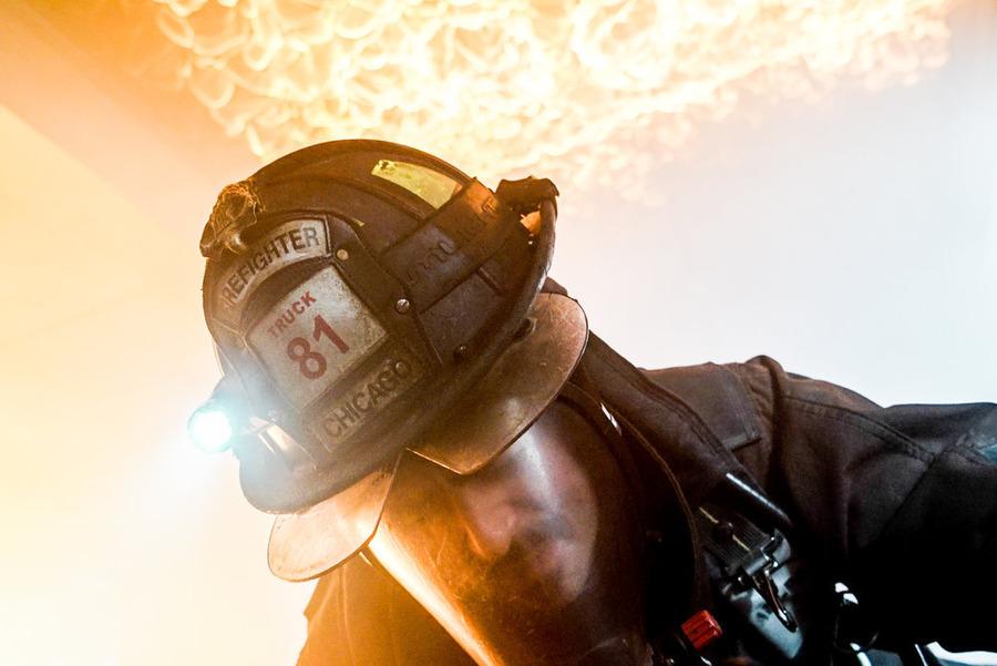 "CHICAGO FIRE -- ""Headlong Toward Disaster"""