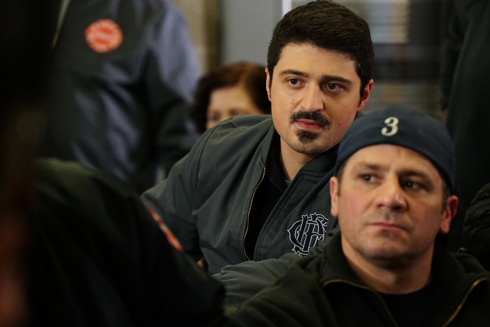 """CHICAGO FIRE -- """"Telling Her Goodbye"""""""