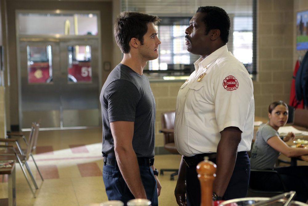 "CHICAGO FIRE -- ""The Hose or The Animal"""