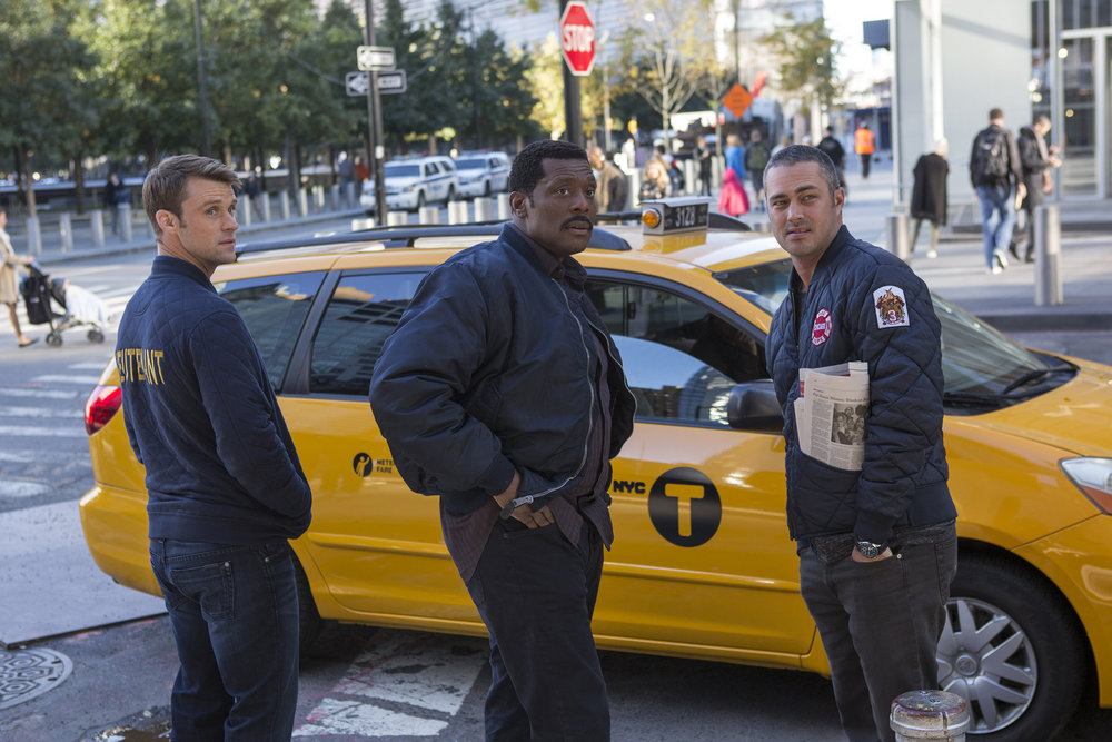 """CHICAGO FIRE -- """"That Day"""""""