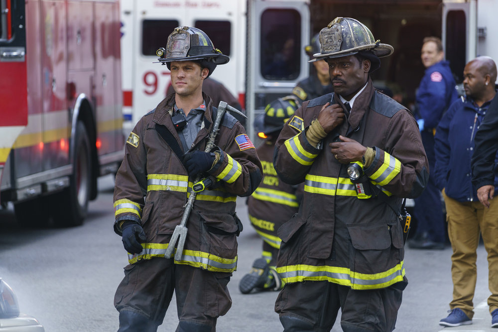 "CHICAGO FIRE -- ""One Hundred"""