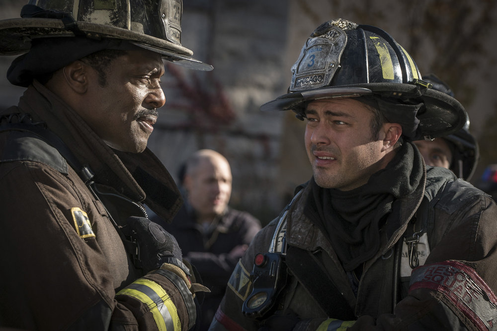 "CHICAGO FIRE -- ""Who Lives and Who Dies"""