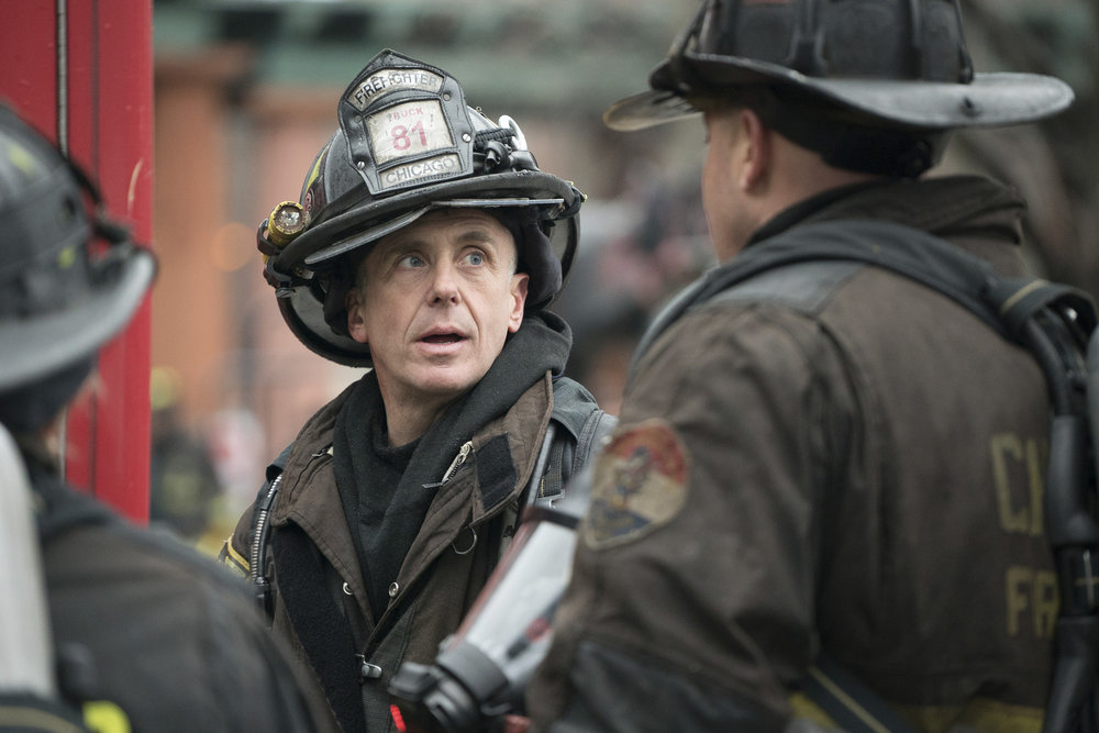 "CHICAGO FIRE -- ""Purgatory"""