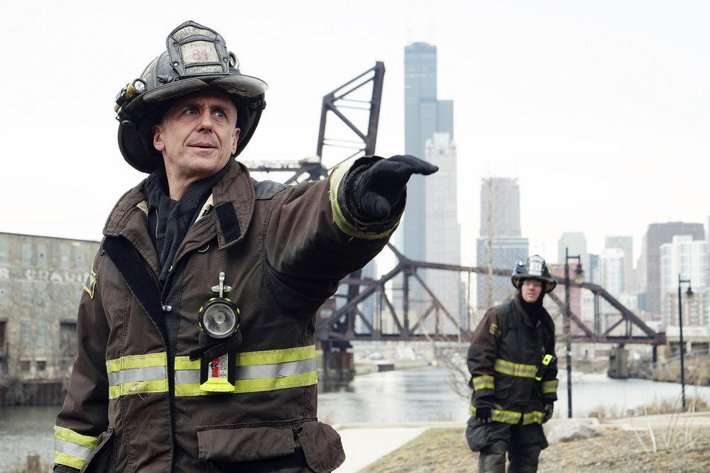 "CHICAGO FIRE -- ""The One That Matters Most"""