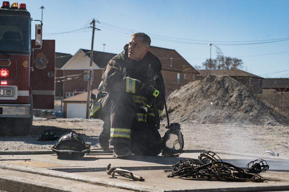 "CHICAGO FIRE -- ""Carry Their Legacy"""