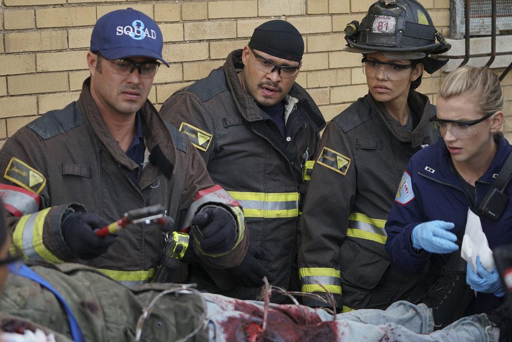 """CHICAGO FIRE -- """"Devil's Bargain"""""""