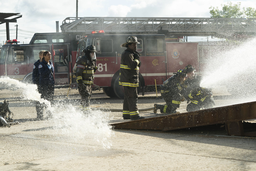 "CHICAGO FIRE -- ""It Wasn't Enough"" Episode 6.01"