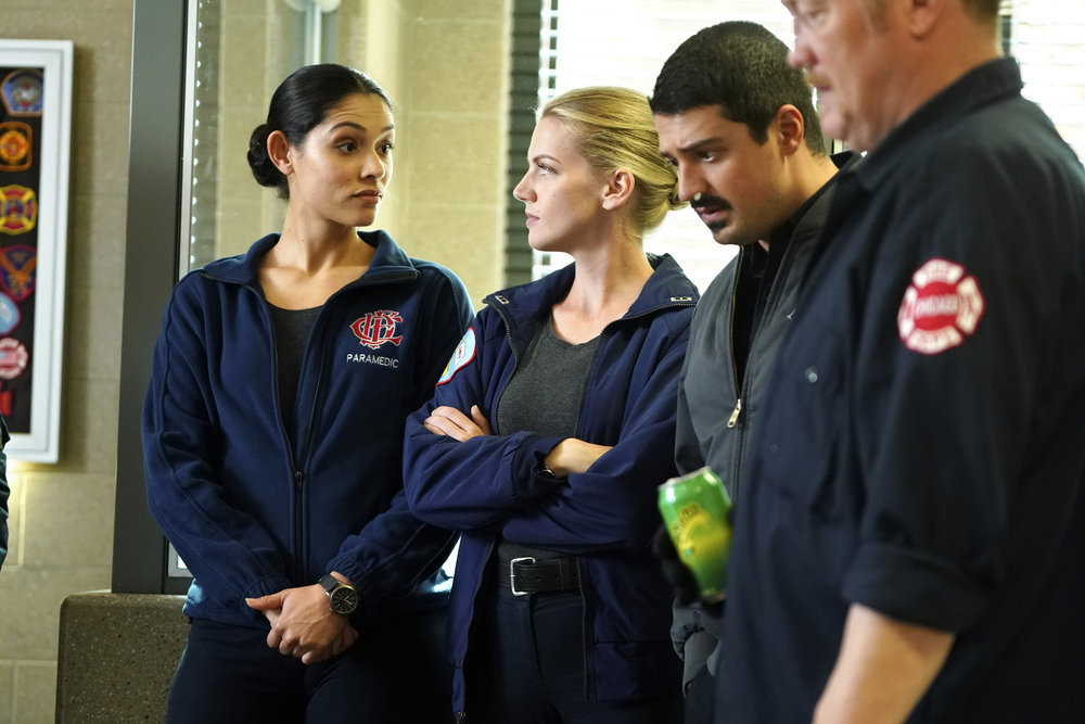 "CHICAGO FIRE -- ""Foul Is Fair"""
