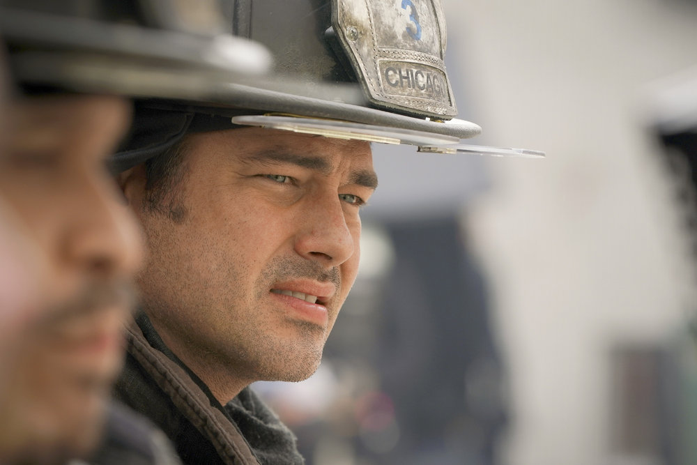 "CHICAGO FIRE -- ""Slamigan"""