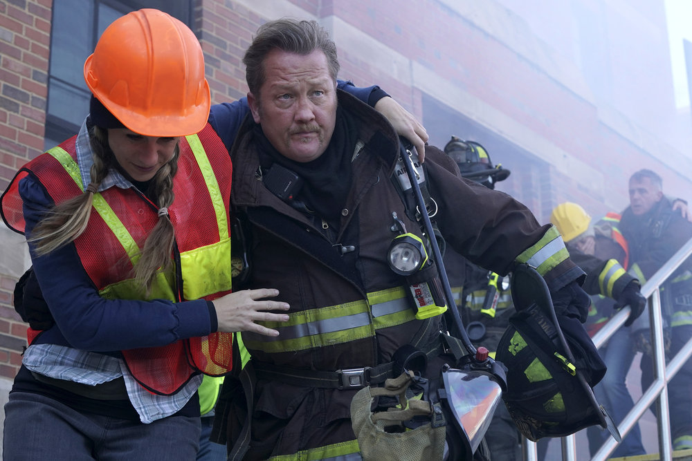 """CHICAGO FIRE -- """"Law of the Jungle"""""""
