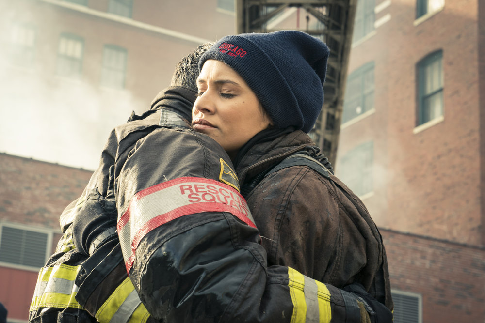 "CHICAGO FIRE -- ""The F is For"""