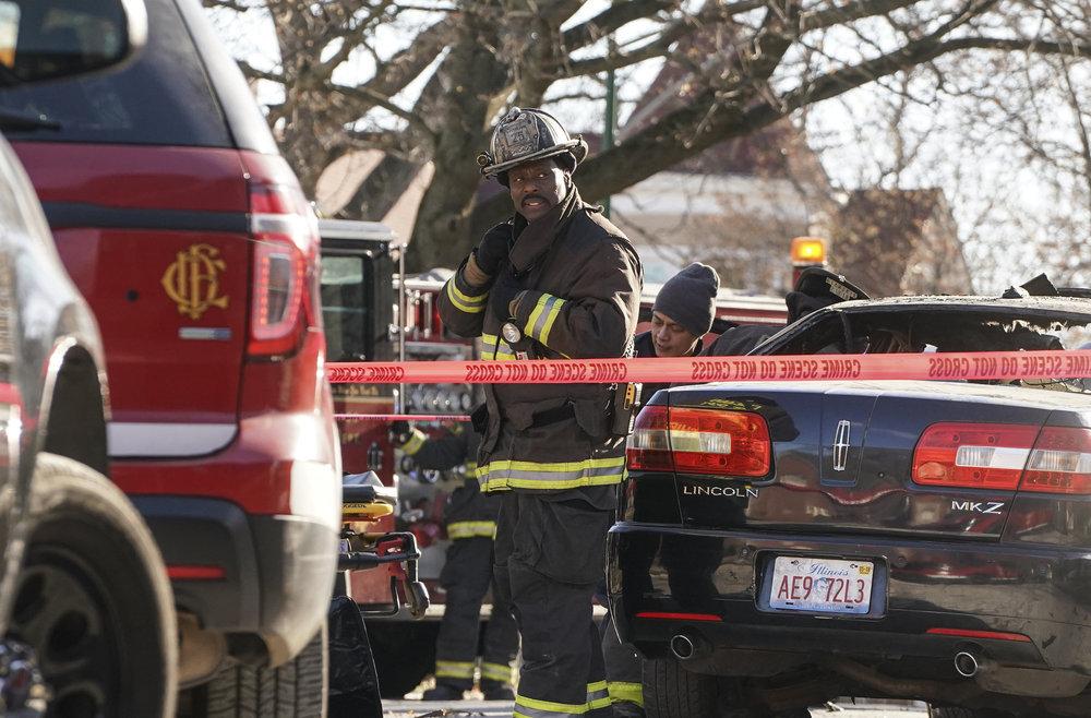 """CHICAGO FIRE -- """"Hiding Not Seeking"""""""