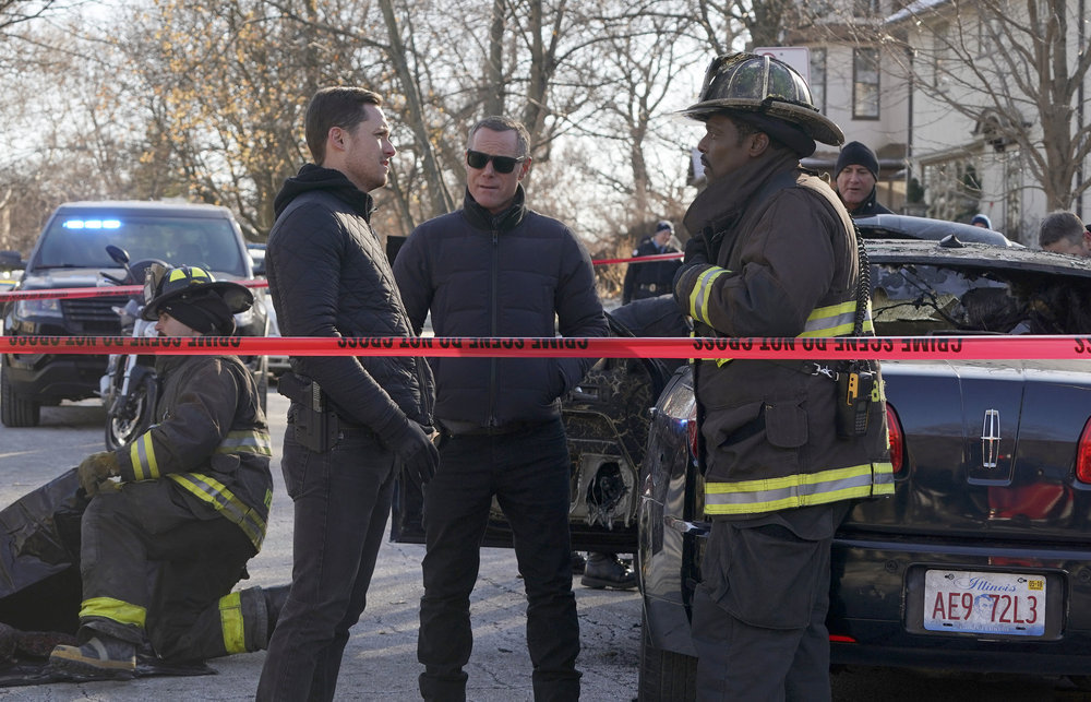 "CHICAGO FIRE -- ""Hiding Not Seeking"""