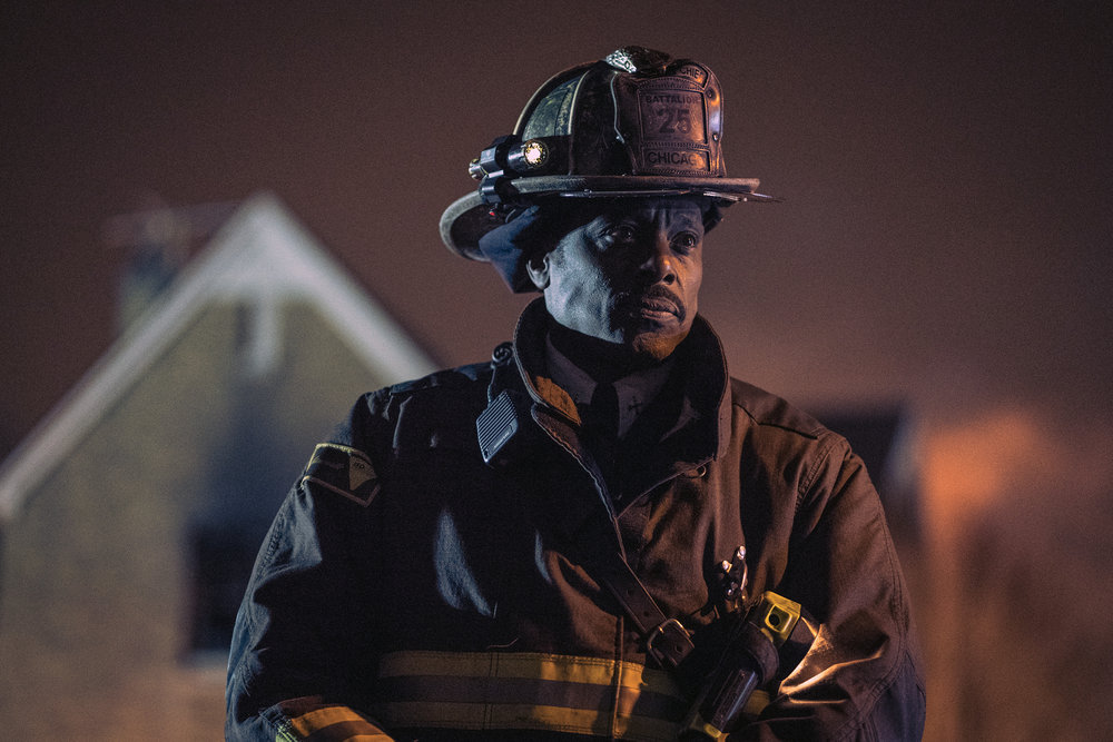 "CHICAGO FIRE -- ""Looking For A Lifeline"""