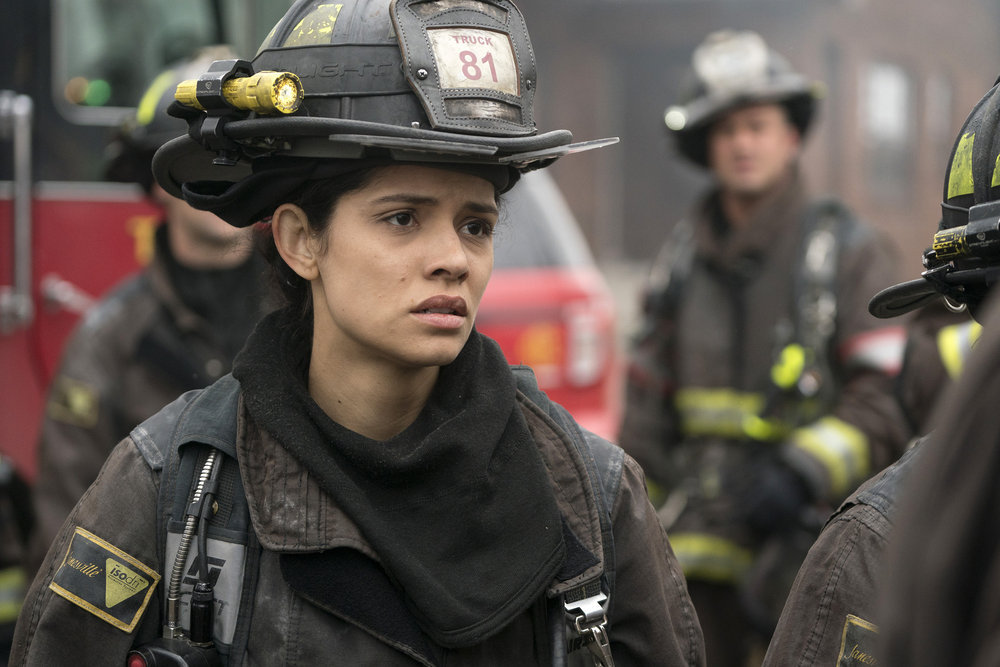 "CHICAGO FIRE -- ""The Chance To Forgive"""