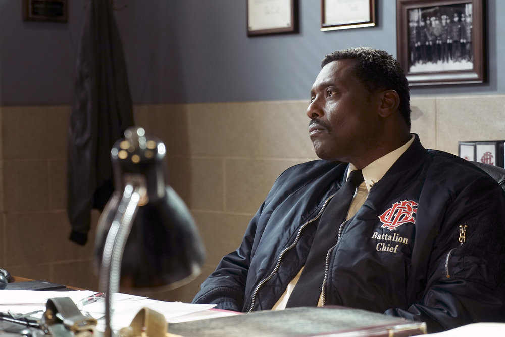 """CHICAGO FIRE -- """"The Grand Gesture"""""""