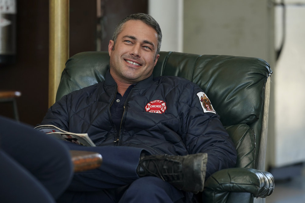 "CHICAGO FIRE -- ""The Grand Gesture"""