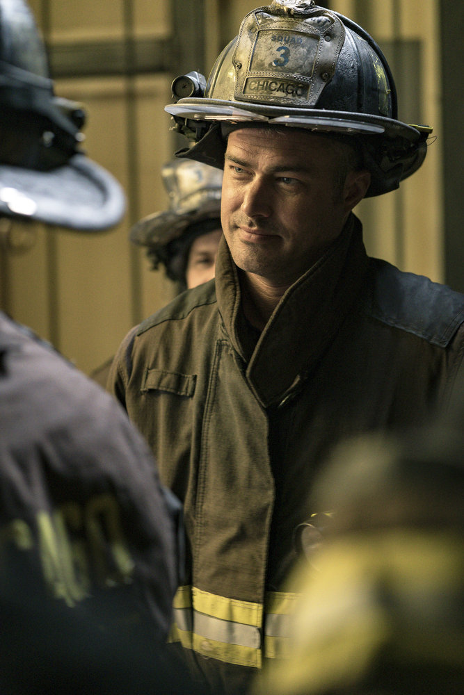 "CHICAGO FIRE -- ""A Closer Eye"" Episode 7x01"