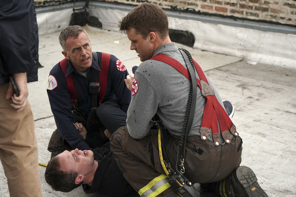 "Chicago Fire Episode 6.03 ""An Even Bigger Surprise"""