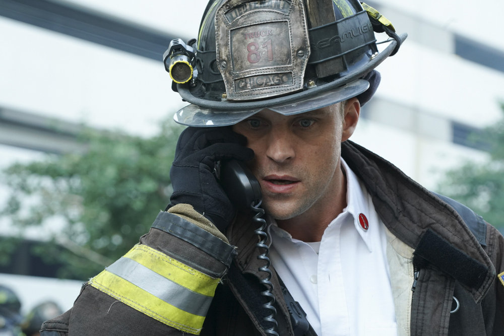 "CHICAGO FIRE -- ""A Breaking Point"""