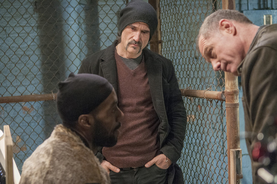 """CHICAGO P.D. -- """"The Three GS"""""""