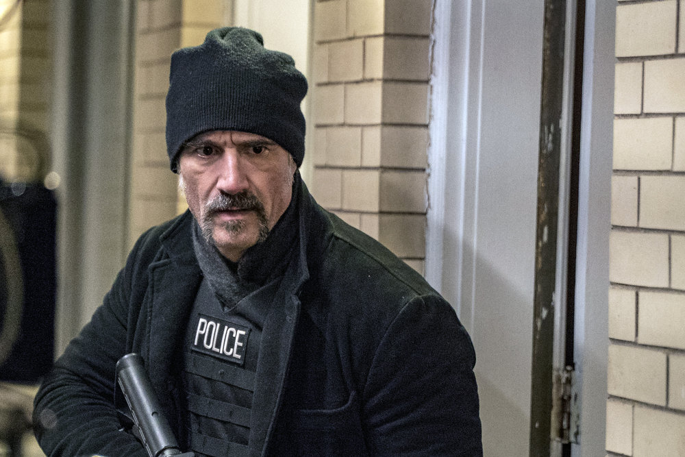 "CHICAGO P.D. Episode 4.14 ""Seven Indictments"""
