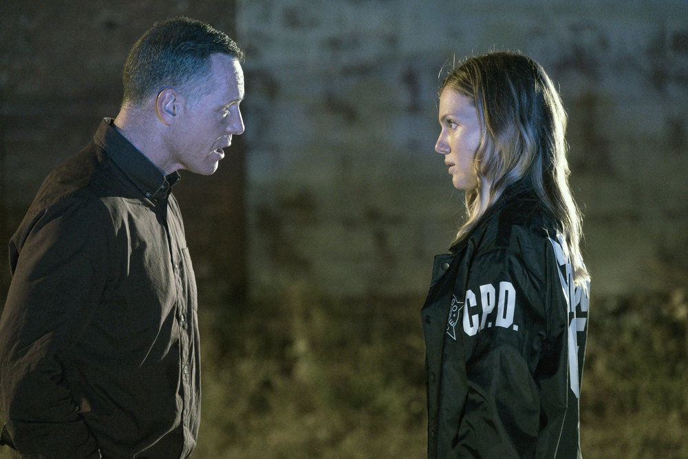 "CHICAGO P.D. Episode 5x06 ""Fallen"""