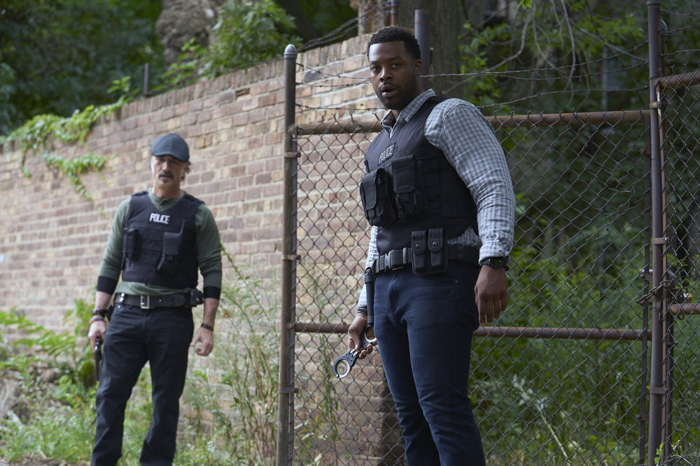 "CHICAGO P.D. Episode 5.02 ""The Thing About Heroes"""
