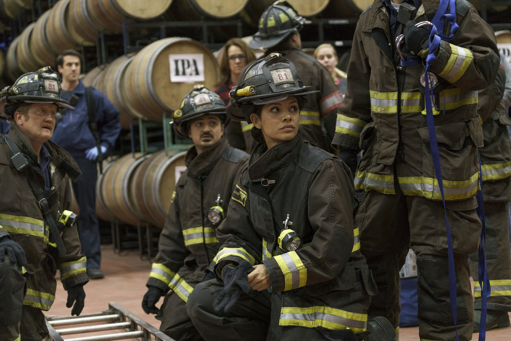 "CHICAGO FIRE -- ""Some Make It, Some Don't"""