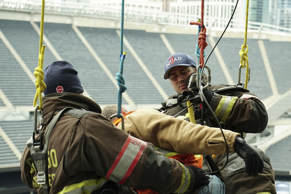 "CHICAGO FIRE -- ""Sixty Days"""