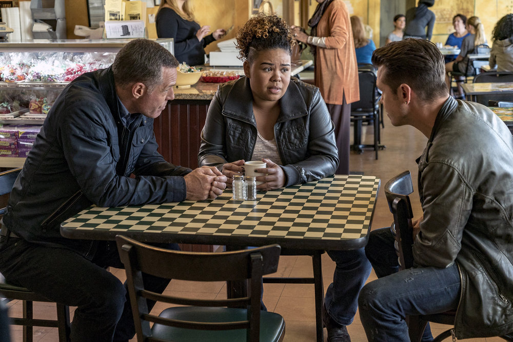 """CHICAGO P.D. -- """"All Cylinders Firing"""""""