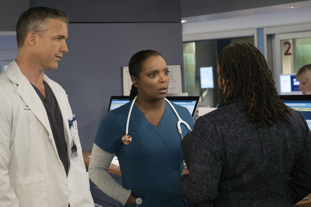 """CHICAGO MED -- """"Brother's Keeper"""""""