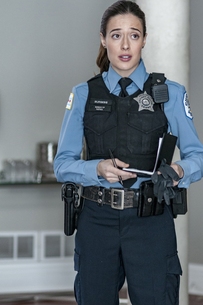 """CHICAGO P.D. -- """"Skin in the Game"""""""