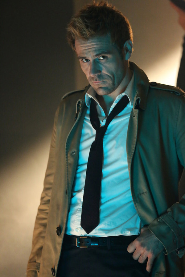 """CONSTANTINE -- """"Waiting for The Man"""""""