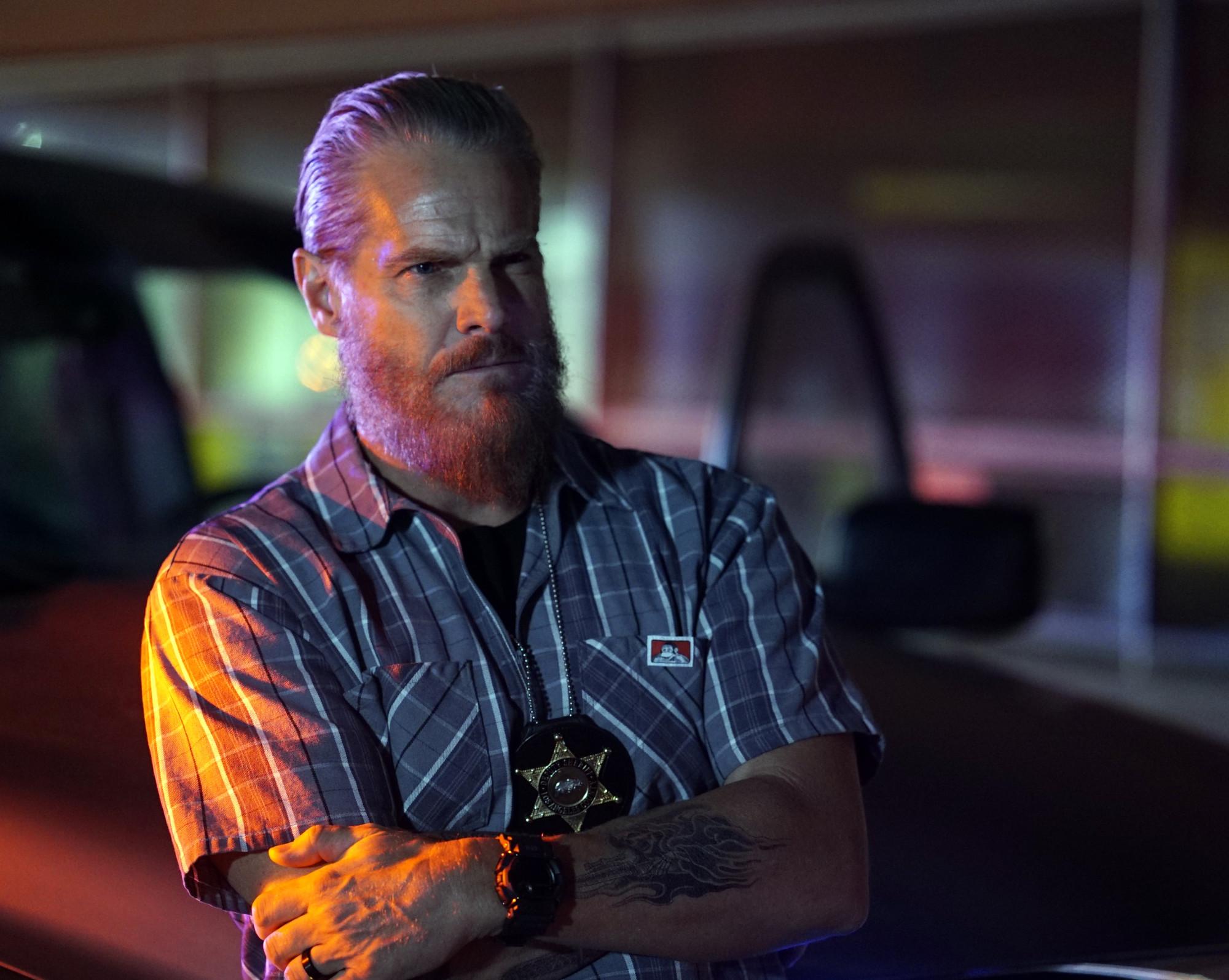 "DEPUTY: Brian Van Holt in the ""Outlaws"" episode of DEPUTY airing Thursday, Jan. 9 (9:00-10:00 PM ET/PT) on FOX. © 2020 FOX MEDIA LLC. Cr: Richard Foreman/FOX."